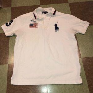 Polo Ralph Lauren big pony shirt lg